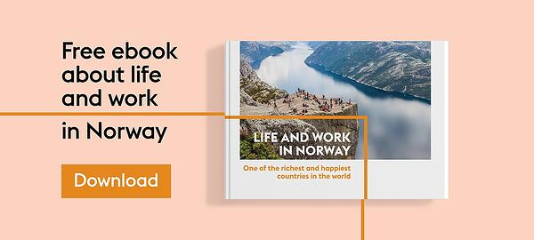 download ebook Life and Work in Norway