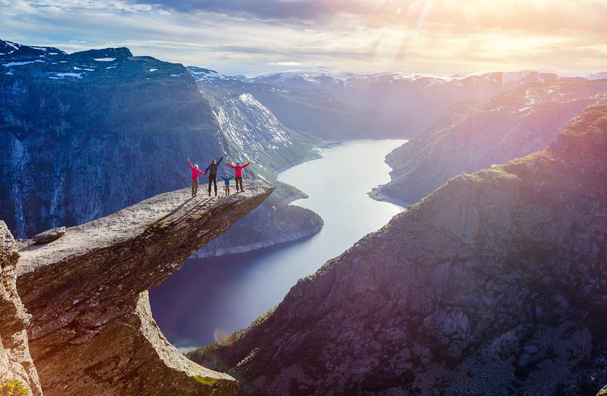 Iconic Norway